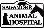 Sagamore Animal Hospital logo